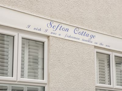 Photo for Sefton Cottage, DEGANWY