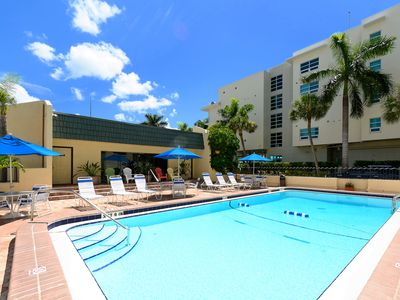 Photo for Experience Paradise in #1 Beach in this 2BR-2BATH at Sea Shell Beach Front Property
