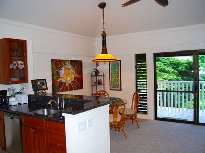 Photo for Lovely Remodeled Garden Deluxe Kiahuna Condo Partial Ocean View