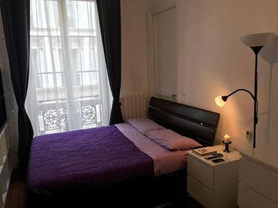 Photo for Holiday apartment Paris for 1 - 4 persons with 1 bedroom - Penthouse holiday apartment
