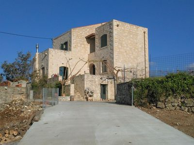 Photo for Spacious Villa in Margarites with Private Garden