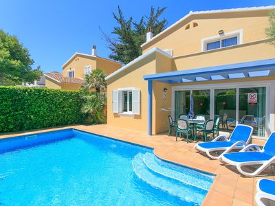 Photo for 3BR Villa Vacation Rental in Illes Balears, Illes Balears