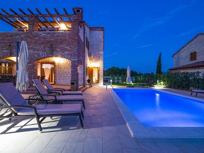 Photo for Villa Suzy - Beautiful family friendly villa with outdoor pool