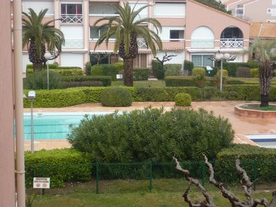 Photo for Charming apartment in Palavas les Flots