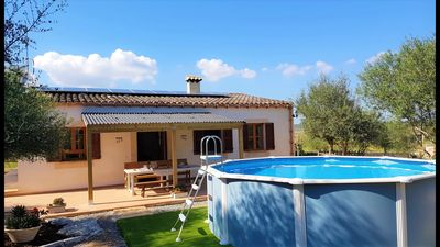 Photo for Ideal for children! Perfectly maintained finca between Manacor and Vilafranc