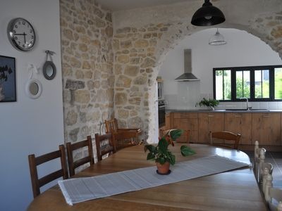 Photo for 4BR House Vacation Rental in Port-en-Bessin-Huppain