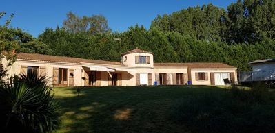 Photo for New ... Bed & Breakfast between vineyards and sea!