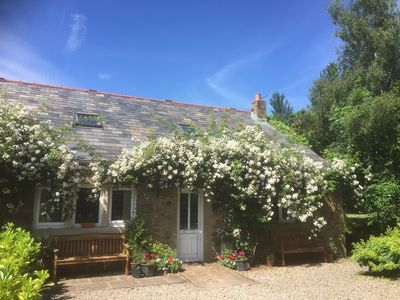 Photo for The Old Stables, Luxury 5 star cottage. Sleeps 13