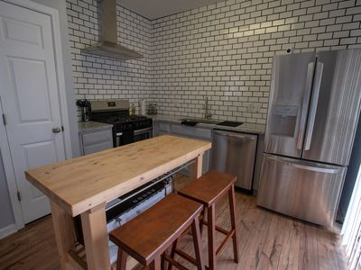 Photo for Large Updated Townhouse close to Downtown Raleigh