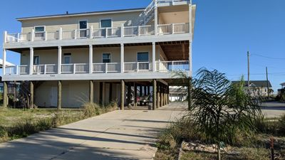 Photo for Large 4 Bedroom With Wrap Around Deck - A perfect Family Vacation Spot - Sleeps 8