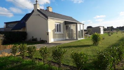 Photo for House 500 meters from the sea and the beach in Santec in Brittany