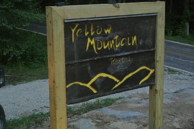 Welcome to Yellow Mountain Rental