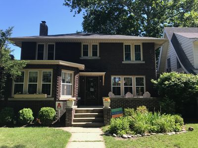 Photo for Family Friendly Notre Dame Neighborhood Home For Your Game Day Stay! 4BR, 2BA