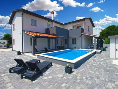 Photo for Holiday apartment Valbandon for 4 - 6 persons with 2 bedrooms - Holiday apartment