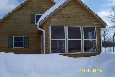 Peaceful Northern Maine Vacation Cabin Rental - Perfect for Hunting &  Fishing! - Sinclair