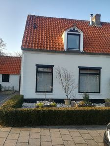Photo for Beautiful completely renovated typical house in quiet village of Nieuwvliet.