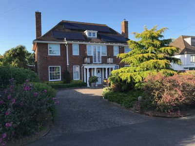 Photo for Huge family home with large garden in best location