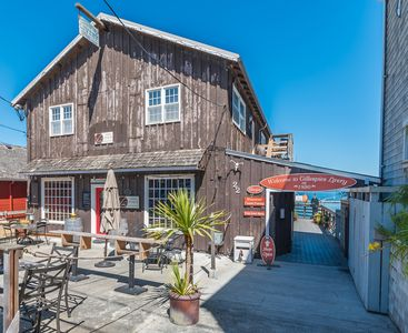 Photo for Unobstructed Water Views! Right Downtown In Historic Coupeville Walk Everywhere!