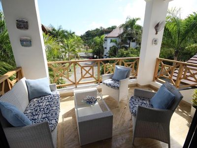 Photo for SUPERB APARTMENT A FEW METERS FROM DOWNTOWN LAS TERRENAS