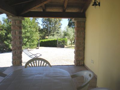 Photo for Bright country home with land, privacy and tranquility 10 minutes from the sea
