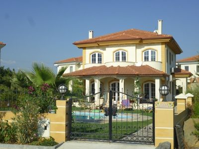 Photo for Private villa in Dalyan 4 bedroomed, 3 bathrooms with swimmingpool