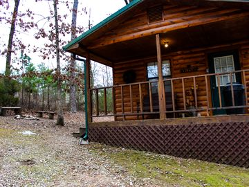 Bear Naked Cabin Near Broken Bow Lake/Beavers Bend State Park/Hochatown Okla .