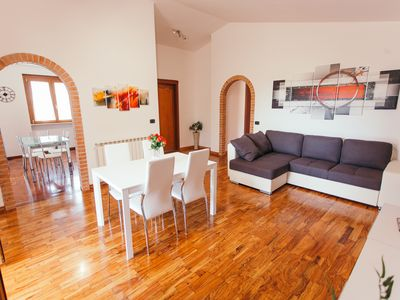 Photo for 2BR Apartment Vacation Rental in Fiumicino, Lazio