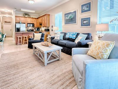 Photo for Halcyon Days~Seagrove Highlands~Short Walk to Beach! Pool!! Ground Level!!