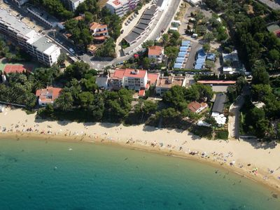 Photo for M25. Apartment direct to the spectacular small beach of Almadraba.