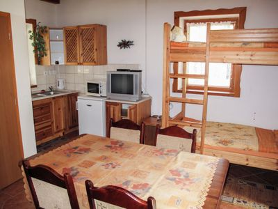 Photo for Vacation home Motylek in Moravska Trebova - 4 persons, 1 bedrooms