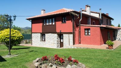 Photo for Cottage located between the Asturian coast Colunga and the Sierra del Sueve.