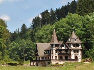 Photo for A holiday in the Petite Pierre in the middle of the forest
