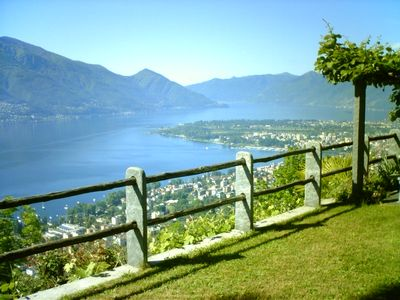 Photo for Bijou for rent - house on Lake Maggiore / Locarno