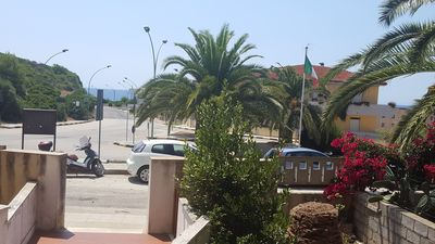 Photo for Apartment Alghero, sea view