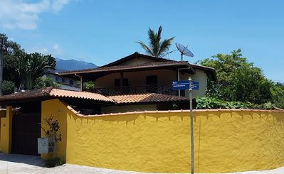 Photo for Comfortable house, air conditioning, barbecue, 800 m to the beach