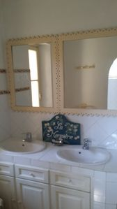 Photo for Charming house on the golf 18 holes of Beauvallon