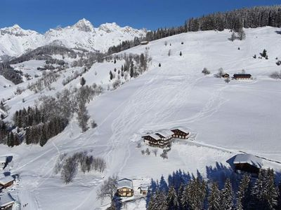 Photo for 1BR Apartment Vacation Rental in Maria Alm am Steinernen Meer