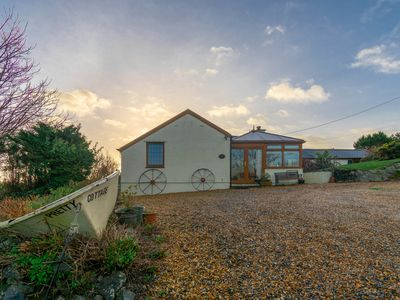 Photo for Beautiful Anglesey coastal Cottage, with sea views, National coast walks