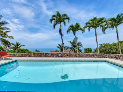 Photo for Ocean Views From most Rooms | Solar Heated Salt Water Pool | Starts at $325/n