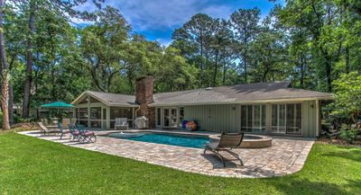 Photo for 52 Gloucester - Zero Entry Pool w/ Spa all at a private home.