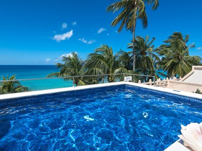Beachfront Rooftop Penthouse with Plunge Pool - Reeds House 1
