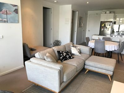 Photo for Holiday apartment Melbourne for 4 - 6 persons with 2 bedrooms - Holiday apartment
