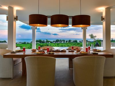 Photo for The View Villa -Luxury New Build with 180° View