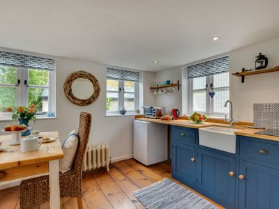 Photo for Vacation home Pendeen Hayloft in St Austell - 2 persons, 1 bedrooms