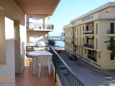 Photo for MAGNIFICENT APARTMENT LOCATED 50 METERS FROM THE BEACH!
