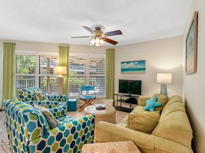 Photo for Sandpiper 12B ~ Charming and Beachy Beachside Condo ~ Bender Vacation Rentals