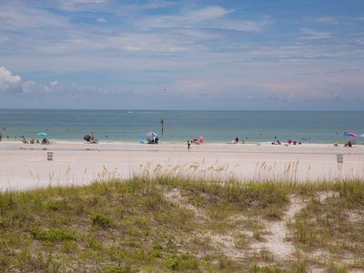 FULL WATER VIEW - BEACHFRONT 2 BED 2 BATH CONDO - RIGHT ON THE BEACH