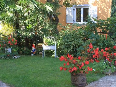 Photo for One bedroom apartment with terrace Rovinj (A-7095-b)