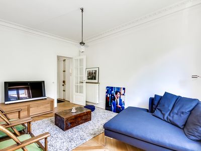Photo for Comfortable pied-a-terre in Nation - Apartment for 2 people in Paris ville