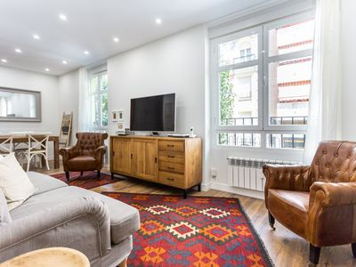 Photo for Modern and confortable property next to Retiro Park ideal for 5 people